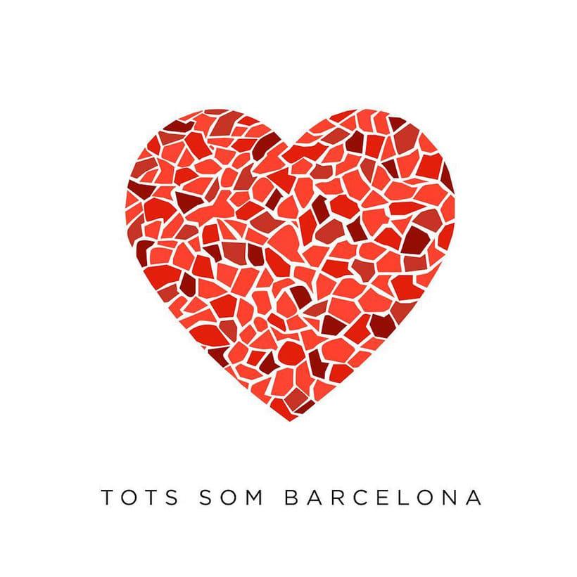 Ilustradores se vuelcan con Barcelona tras el atentado 18