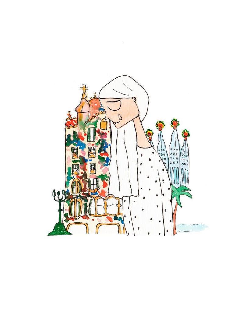 Ilustradores se vuelcan con Barcelona tras el atentado 20