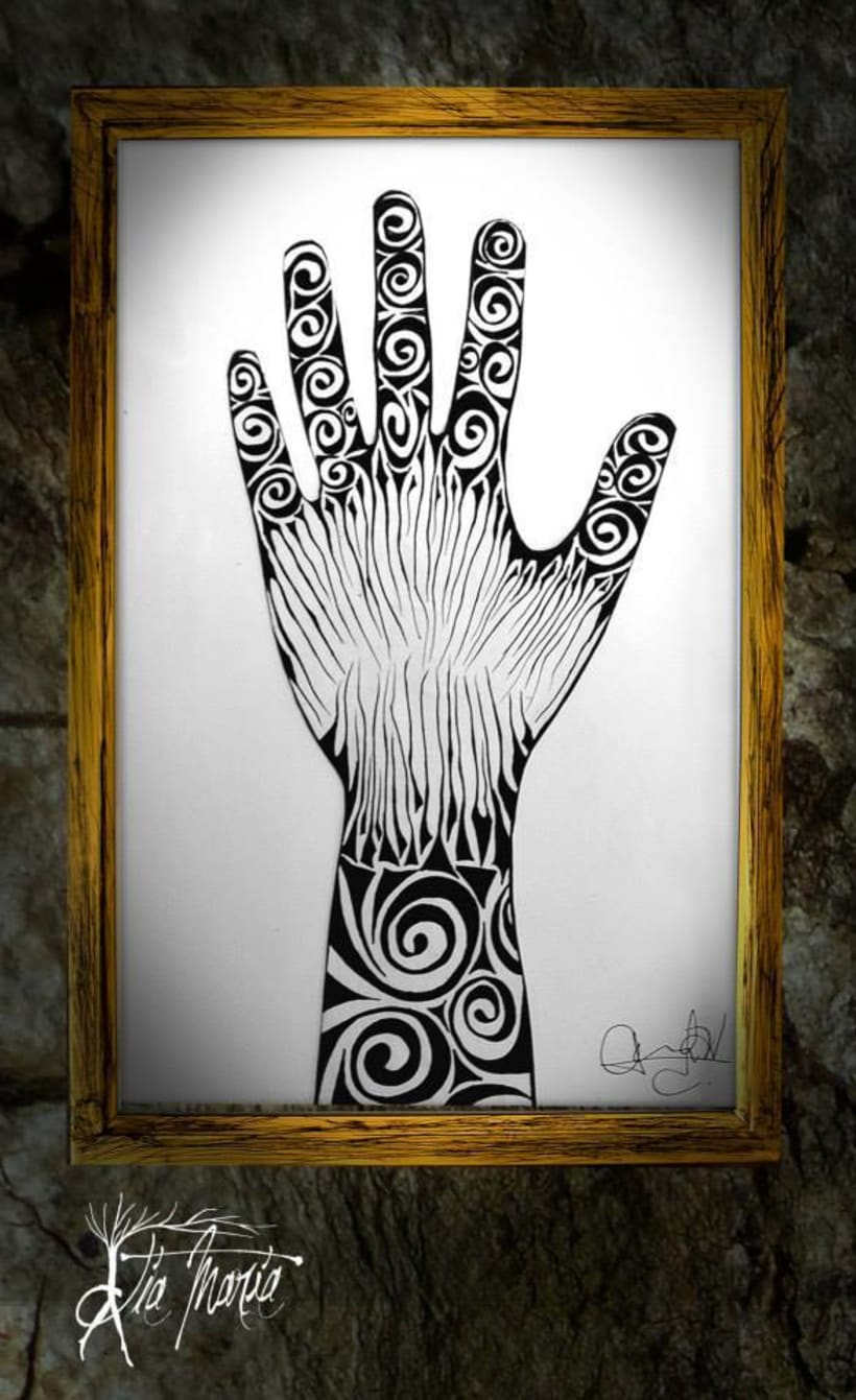 Ilustraciones con tinta 4