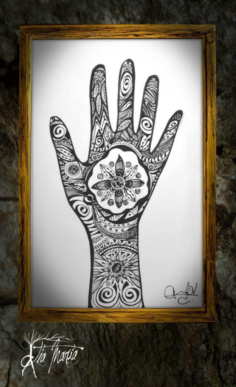 Ilustraciones con tinta 6