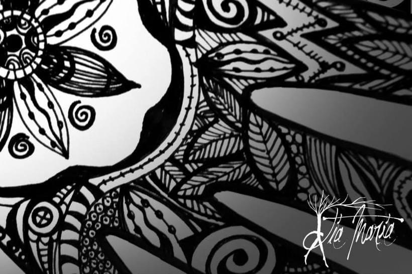 Ilustraciones con tinta 7