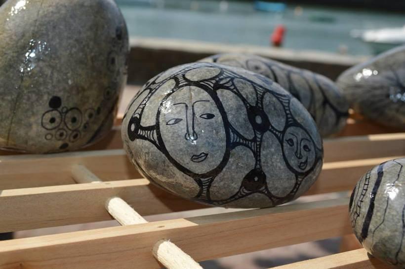 Piedras y tinta... 8