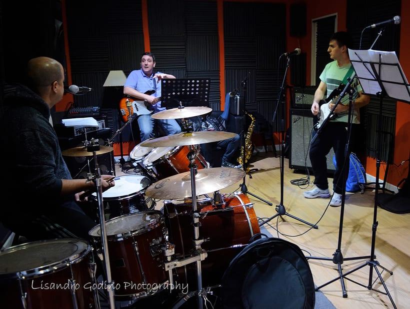 La Tropa Blue´s Band -1