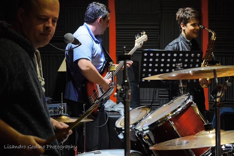 La Tropa Blue´s Band 0