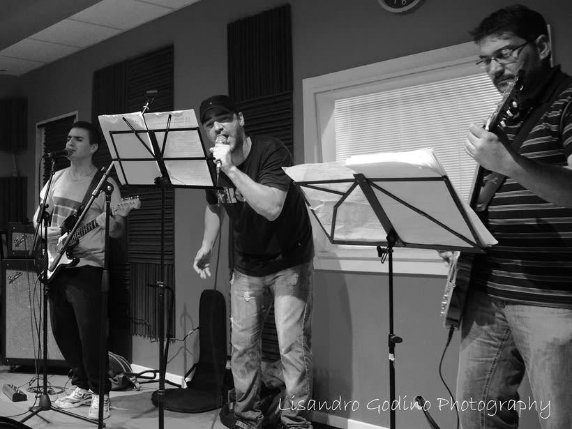 La Tropa Blue´s Band 2