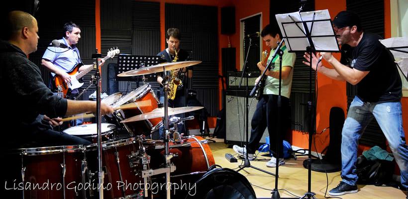 La Tropa Blue´s Band 3