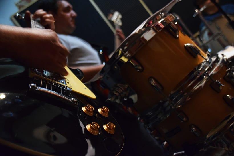 La Tropa Blue´s Band 5