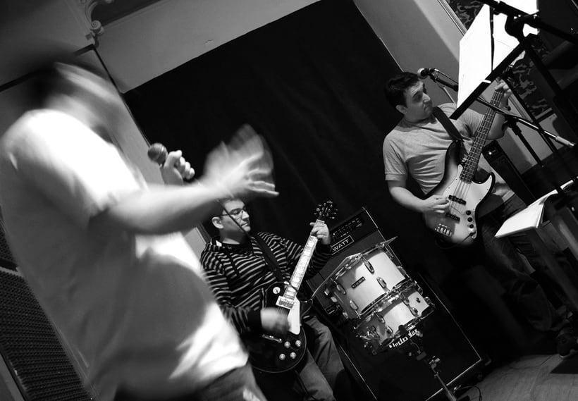 La Tropa Blue´s Band 7