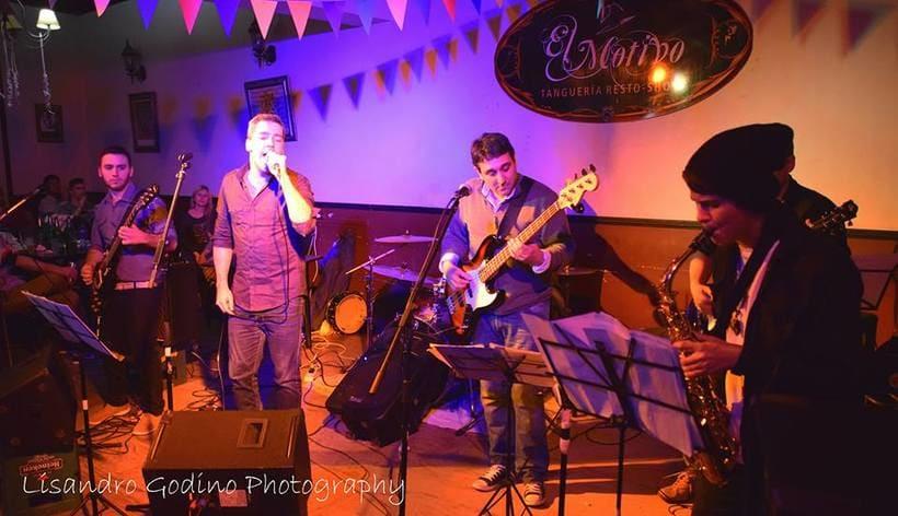 La Tropa Blue´s Band 9