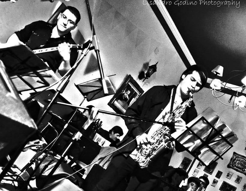 La Tropa Blue´s Band 16