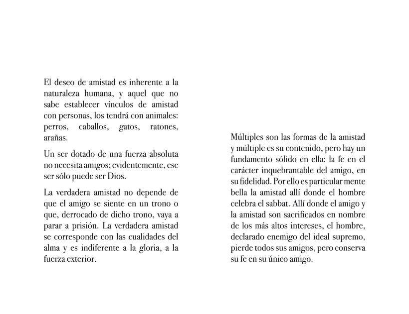 Libro La Amistad 9