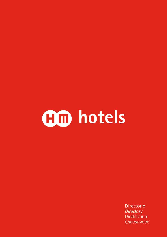 Propuesta Directorio HM Hotels 1