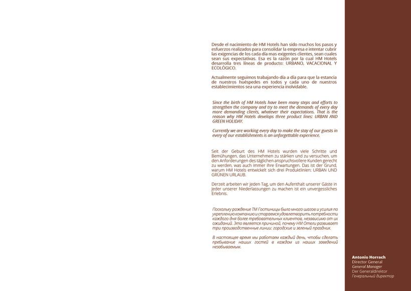 Propuesta Directorio HM Hotels 2