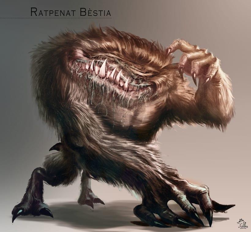 Ratpenat Bestia -1