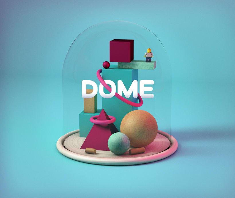 Mis Proyectos del curso: Introducción exprés al 3D 1