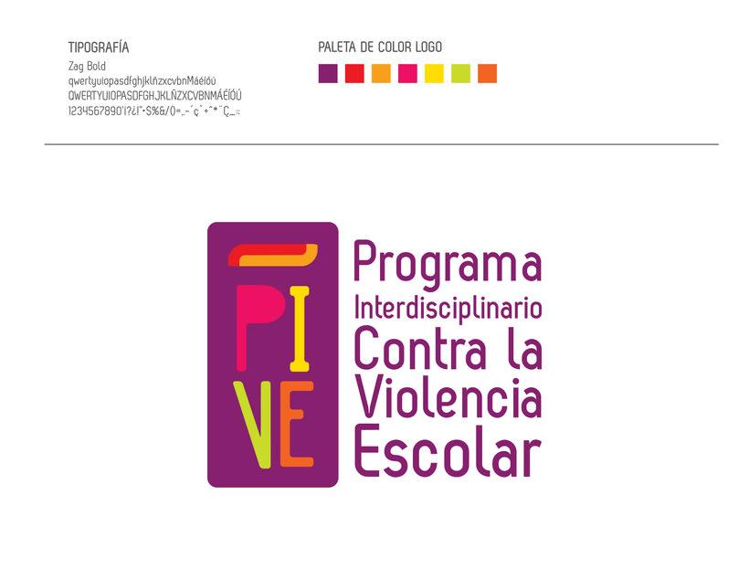 Visual / Programa Interdisciplinario contra la Violencia Escolar 1