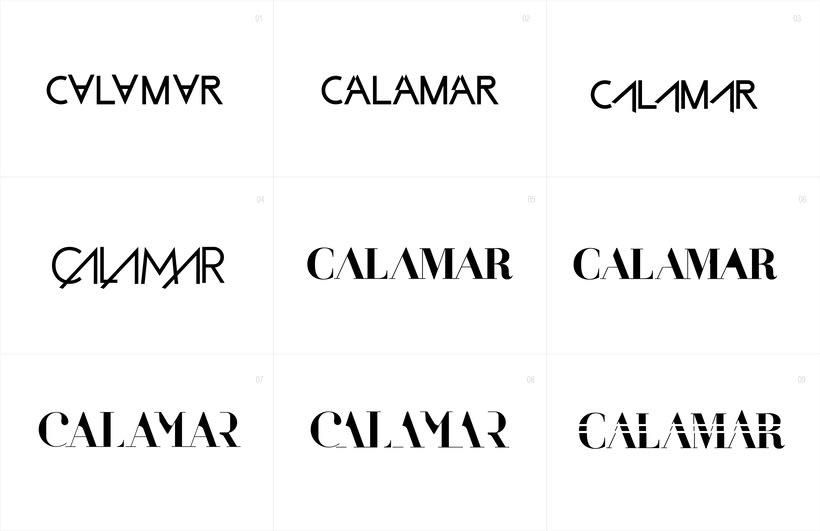 Calamar logo 1