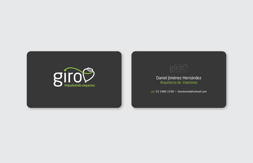 Giro / Impulsando espacios 6