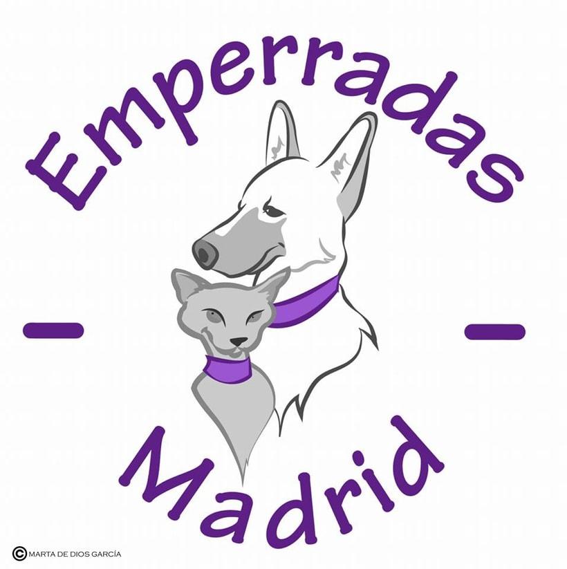 """Logotipo """"Emperradas"""" 0"""