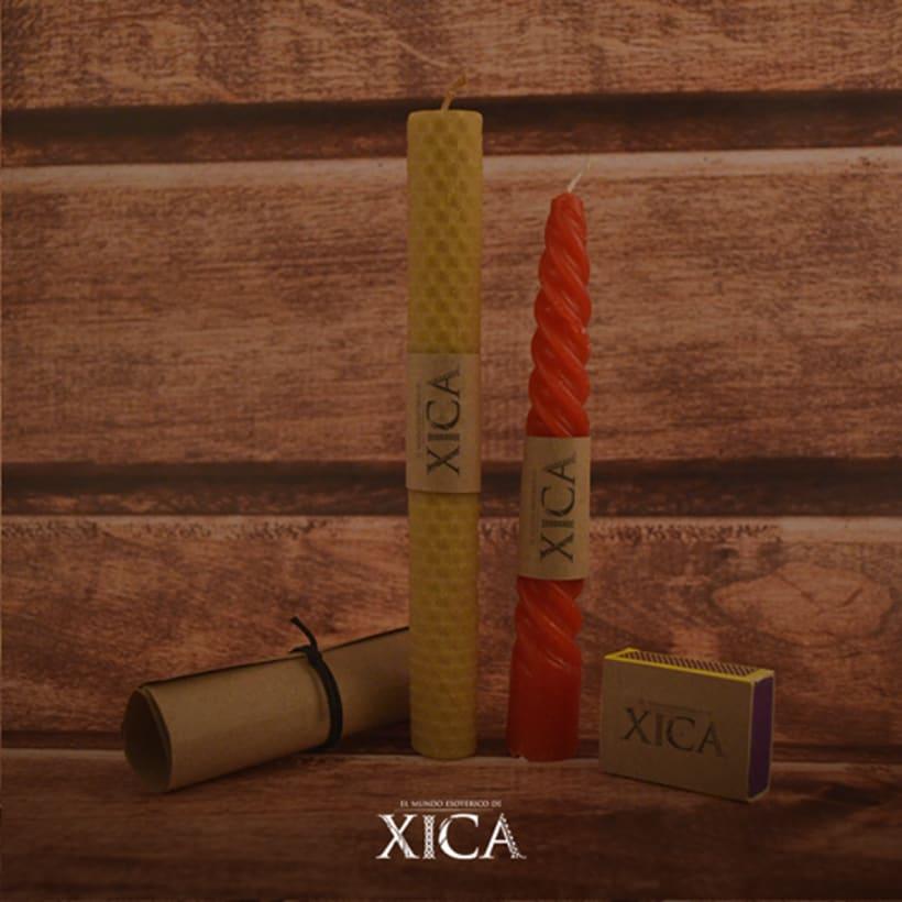 El mundo esotérico de Xica 2
