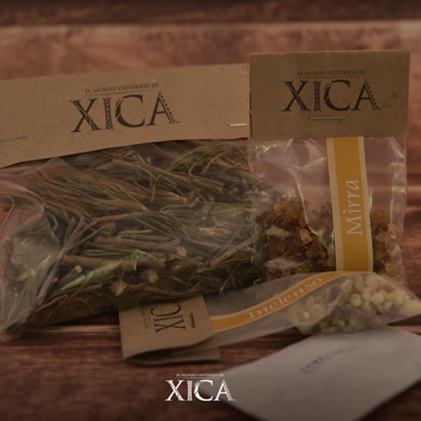 El mundo esotérico de Xica 3