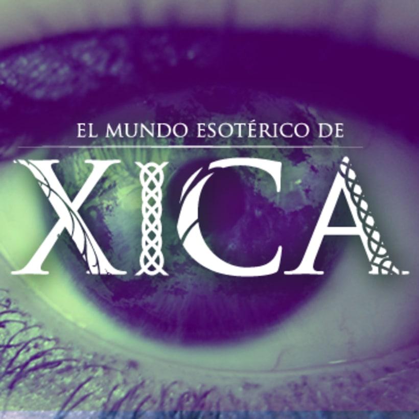 El mundo esotérico de Xica 12