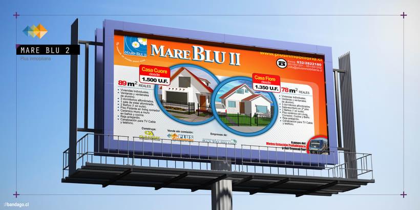 3D Mare Blu II 1