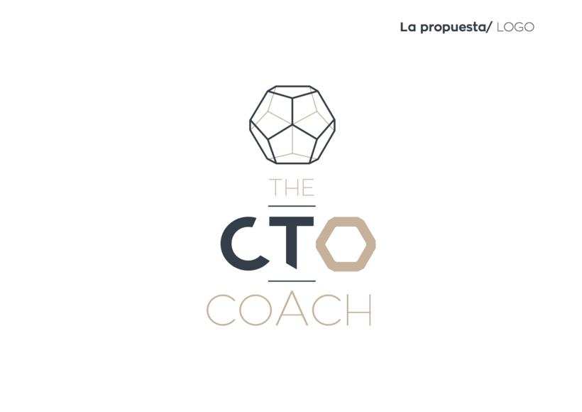 Mi Proyecto del curso: Identidad corporativa bi y tridimensional / The CTO Coach 7