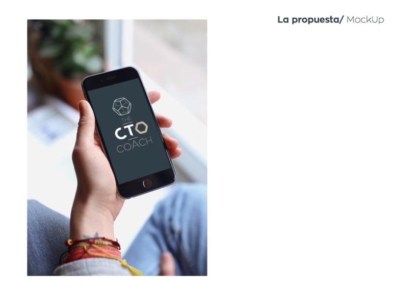 Mi Proyecto del curso: Identidad corporativa bi y tridimensional / The CTO Coach 9