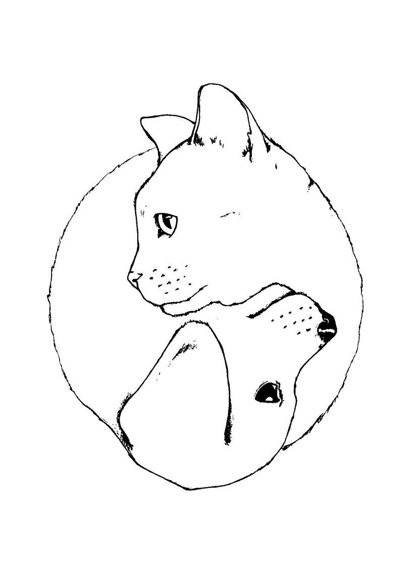 Ilustraciones a mano 3
