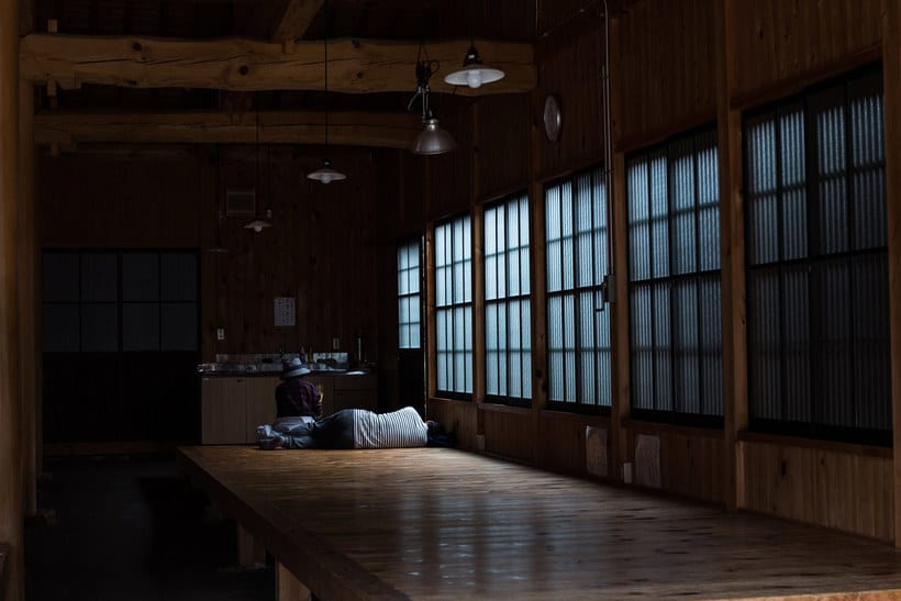 Paola Zanni fotografía la soledad 6
