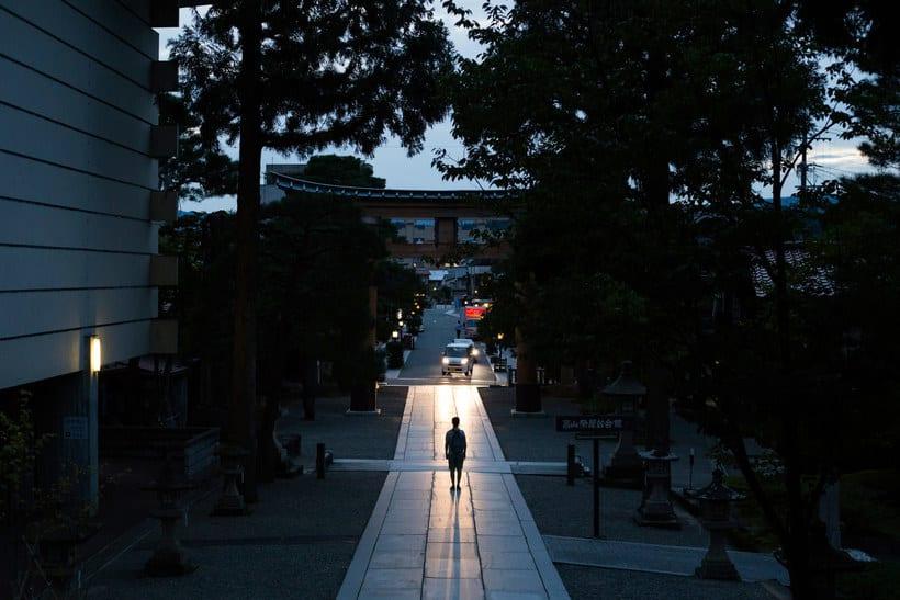 Paola Zanni fotografía la soledad 17