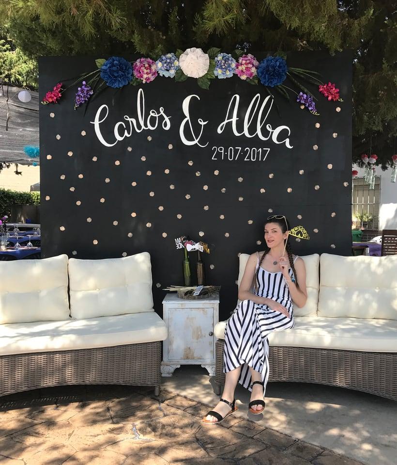 La No boda de Carlos & Alba 0