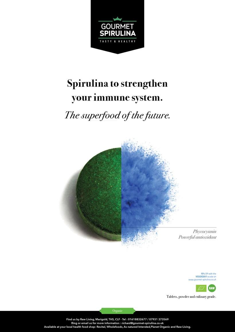 Advert - Immune System 1