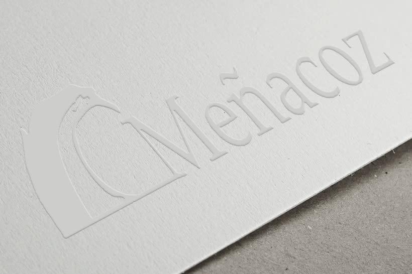 Logotipo Meñacoz 0