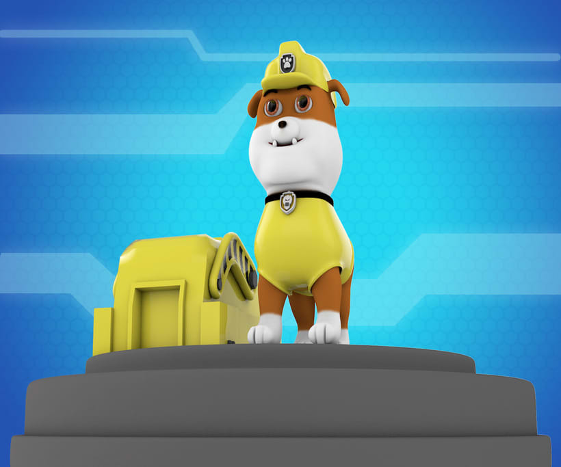 Rubble of the Pawpatrol 0