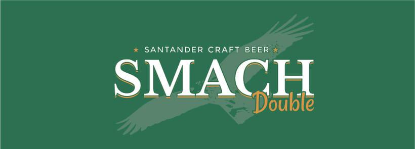 Cerveza SMACH 3