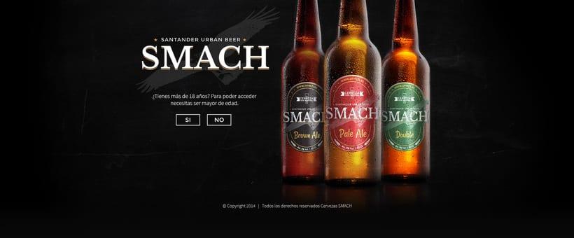 Cerveza SMACH 5