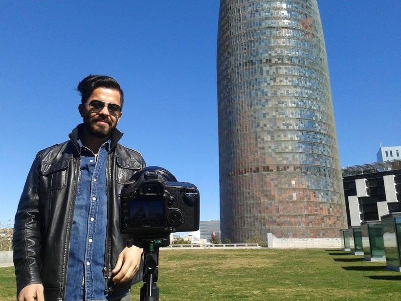 Welcome to Barcelona - un cortometraje sobre esa ciudad maravillosa 0
