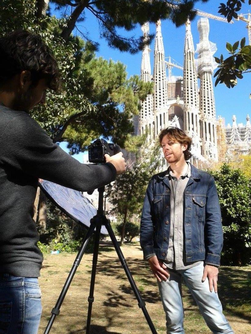 Welcome to Barcelona - un cortometraje sobre esa ciudad maravillosa 4