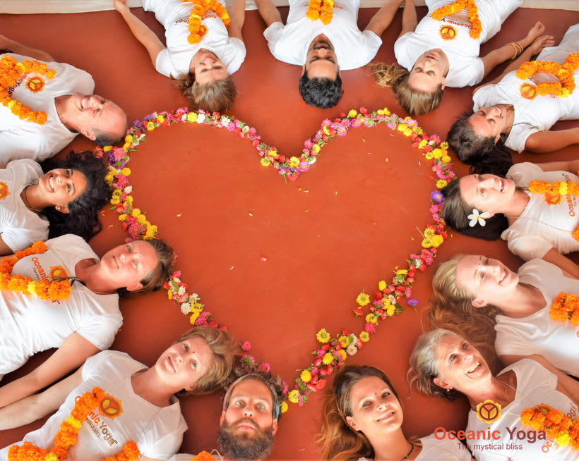 200 Hour Yoga Teacher Training Course in Goa, India  -1