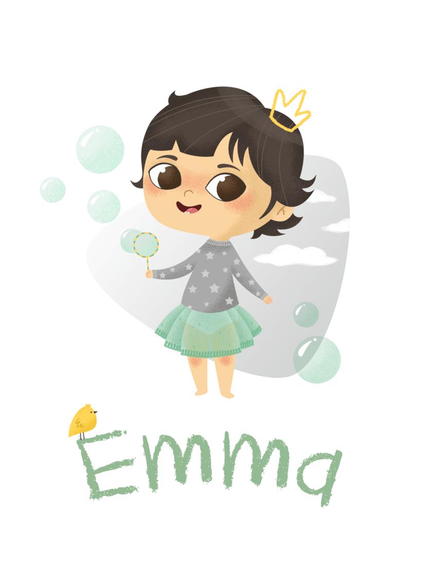 Pequeña Emma -1