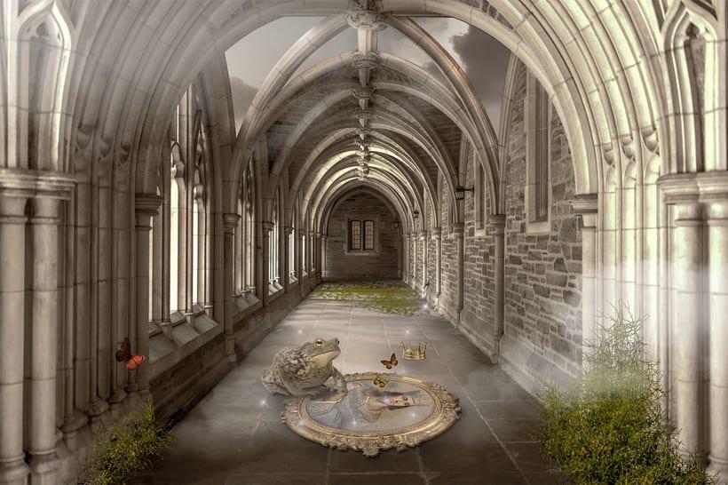 Mi Proyecto del curso: Secretos del fotomontaje y el retoque creativo 2