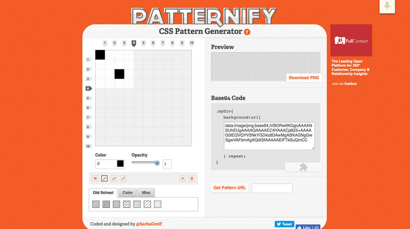 Patternify: patterns estilo pixel art al instante 5