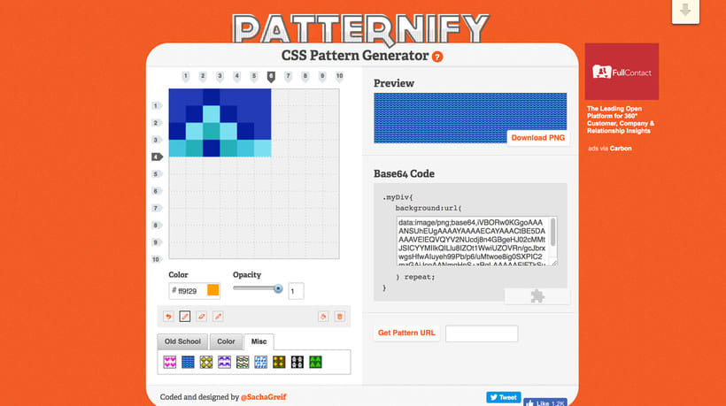Patternify: patterns estilo pixel art al instante 7