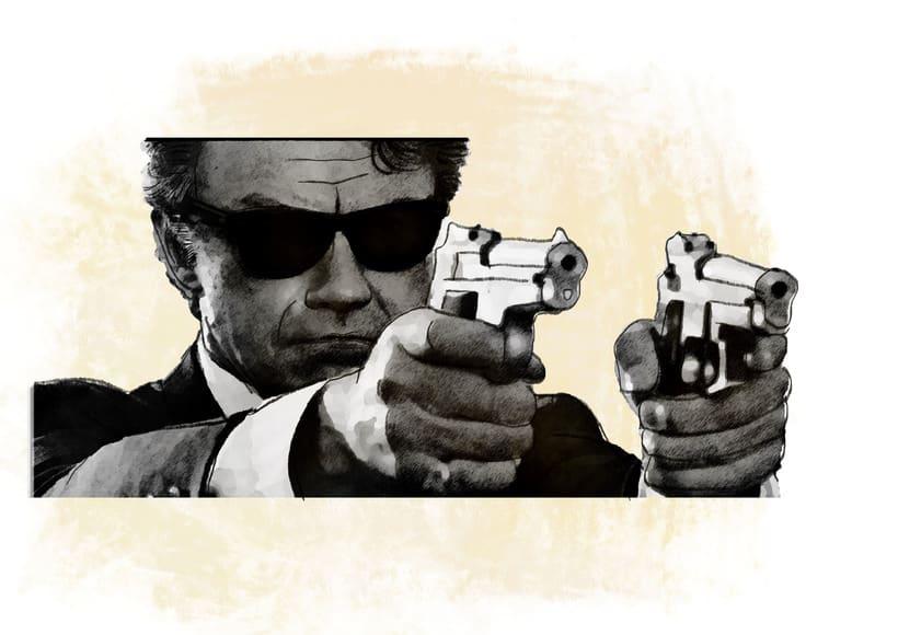 Mi Proyecto del curso:  Rediseño de la intro de la película Reservoir Dogs 1