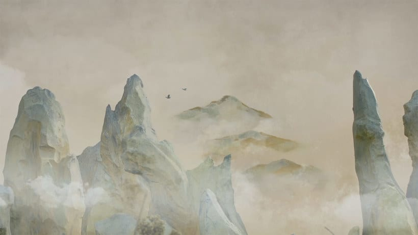 Viajando en stop motion por el arte ancestral chino 6