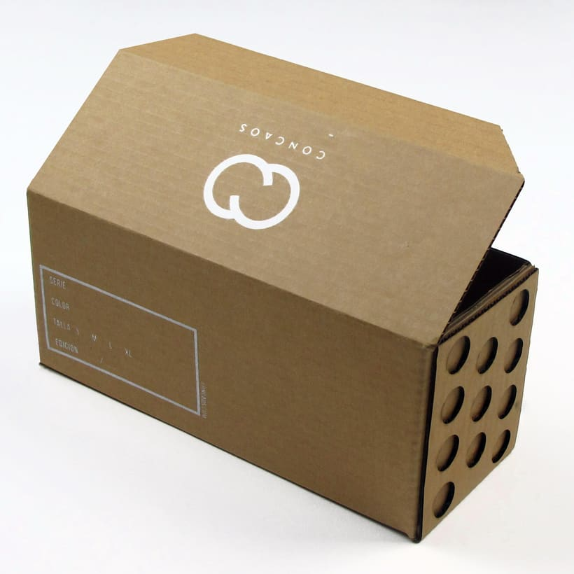 PACKAGING CONCAOS 1