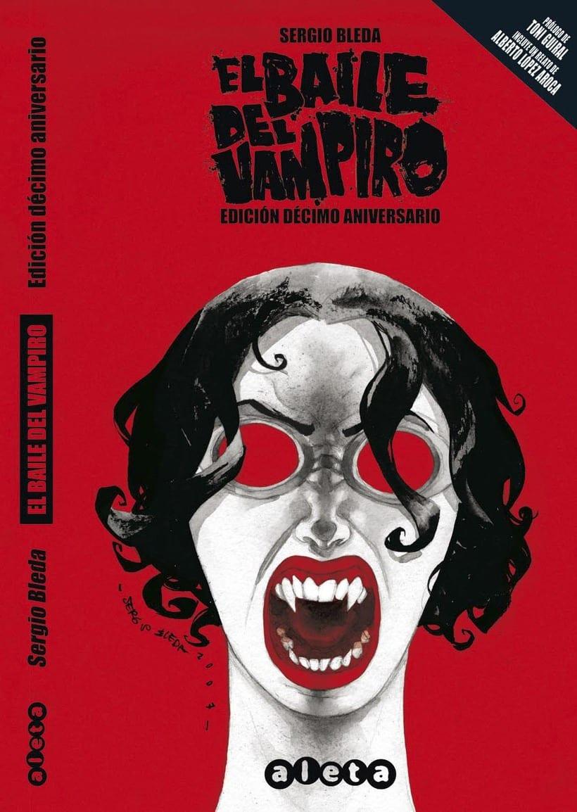 Cubierta El Baile del Vampiro (Edición integral) 0