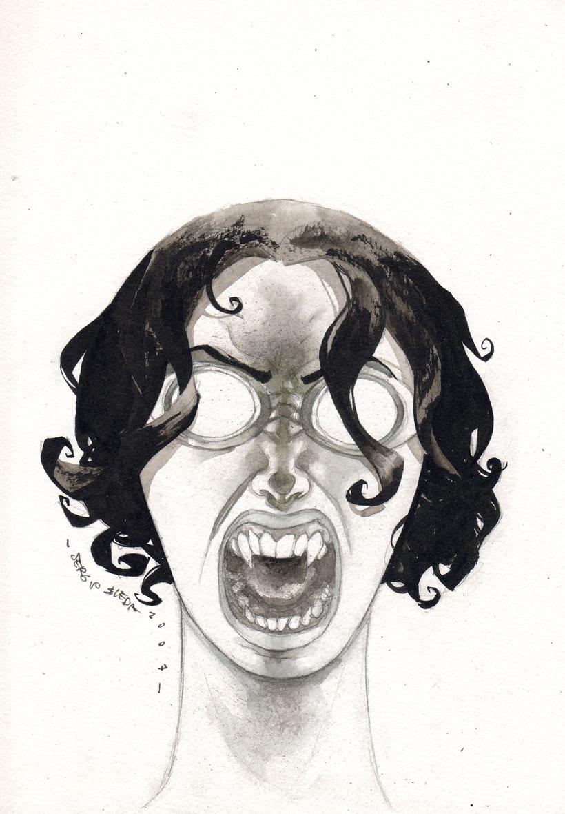 Cubierta El Baile del Vampiro (Edición integral) 2